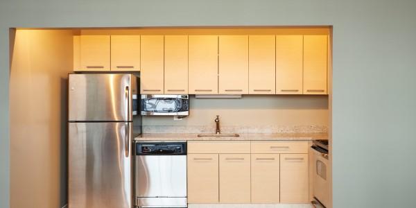 Unit 619 Kitchen