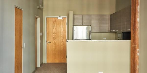 Unit 217 Entrance