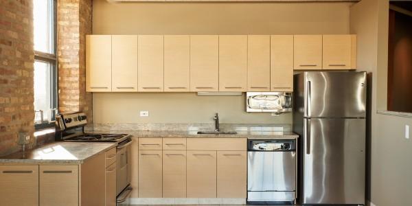 Unit 602 Kitchen
