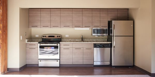 Unit 208 Kitchen